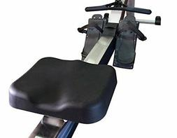 Rowing Machine Seat Cover by Vapor Fitness designed for Conc