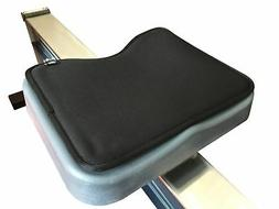 Rowing Machine Seat Cushion fits perfectly on Concept 2 Rowi