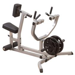 Seated Row Machine Body-Solid GSRM40 Plate-loaded, fully adj