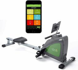 Smart Rower Folding Magnetic Rowing Machine with Free APP- 3