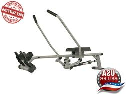 Sunny Health & Fitness Full Motion Rowing Machine Rower 350