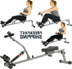 Sunny Health & Fitness SF-RW1205 12 Adjustable Resistance Ro