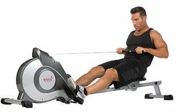 Sunny Health and Fitness SF-RW5515 Magnetic Rowing Machine R