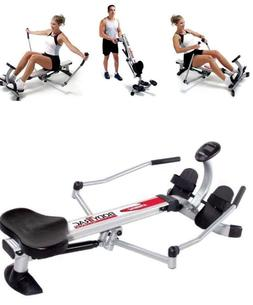 Trac Glider Rowing Machine Sport Center Gym Fitness Body Out