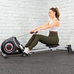 Ultra Quiet Magnetic Rowing Machine Folding Rower 10 Resista